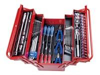 Наборы инструментов в ящиках