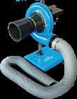 Новая универсальная мобильная установка для удаления выхлопных газов MFS-0.9