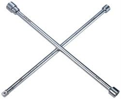 Ключ балонный колесный крестообразный, 700 мм, 24, 27, 32 мм KING TONY 19932427 - фото 11089
