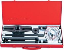 Съемник подшипников сегментного типа, 75-105 мм, 8 предметов KING TONY 9BA22 - фото 11101