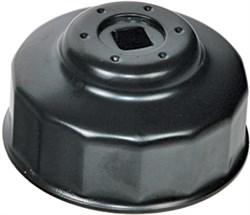 Съемник масляных фильтров, 76 мм, 14 граней, торцевой МАСТАК 103-44076 - фото 11128