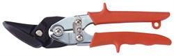 Ножницы по металлу 260 мм, левые, загнутые KING TONY 74350 - фото 11194