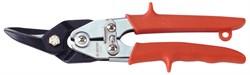 Ножницы по металлу 260 мм, левые, загнутые KING TONY 74250 - фото 11258