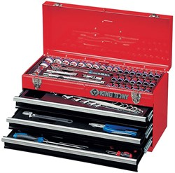 Набор инструментов универсальный, выдвижной ящик, 69 предметов KING TONY 901-069MR01 - фото 11302