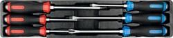 Набор отверток силовых, ложемент, 6 предметов KING TONY 9-30206MR - фото 11440