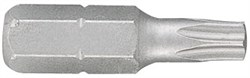"Вставка (бита) торцевая 1/4"", TORX, T25, L = 25 мм KING TONY 102525T - фото 11450"