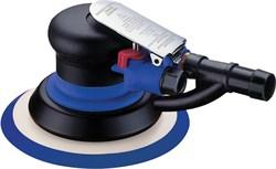 Пневматическая орбитальная шлифовальная машина 150 мм, 12000 об/мин МАСТАК 613-15050 - фото 11630