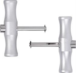 Держатели струны для срезания уплотнителя стекол, 2 предмета МАСТАК 107-03002 - фото 11673