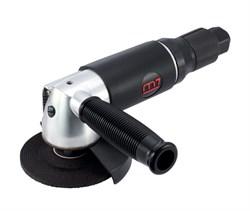 Пневматическая угловая шлифовальная машина (УШМ) 100 мм, 11000 об/мин, с поворотным выключателем MIGHTY SEVEN QB-104 - фото 13343