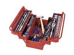 Набор инструментов универсальный, раскладной ящик, 65 предметов KING TONY 902-065MR01 - фото 14495