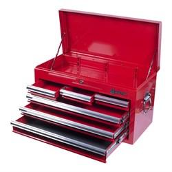 Ящик инструментальный, 6 полок, красный МАСТАК 511-06570R - фото 18412