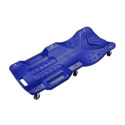 Лежак подкатной 6-ти колесный, пластиковый МАСТАК 197-00001 - фото 18417