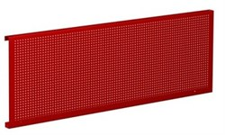 Панель перфорированная для верстака 190 см, красная, 1 шт FERRUM 07.019S-3000 - фото 18947