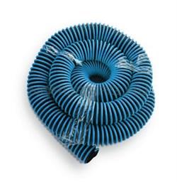 Шланг газоотводный 75 мм х 15 м, синий NORDBERG AUTOMOTIVE H076B15 - фото 19038