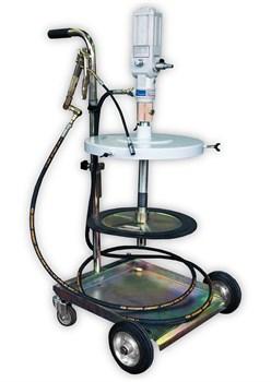 Солидолонагнетатель для бочек 20-60 кг - фото 19915