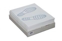 Коврики бумажные двухслойные 500шт. Альбомный вариант. Размер 405х525мм - фото 19986