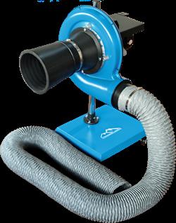 Вентилятор на штативе для вытяжки выхлопных газов (1900 м³/час) - фото 25222