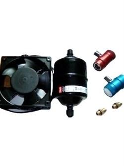 Набор для конверсии установок серии Advance для работы с фреоном HFO1234yf - фото 25259