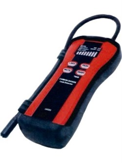 Электронный детектор утечек CO2 с инфракрасным датчиком, Li-Pol аккумулятором, зарядным устройством 12/220 В. Имеет трехступенчатую регулировку чувствительности. - фото 25268