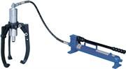 Съемник подшипников гидравлический, 12 т, до 375 мм, 3 предмета МАСТАК 104-19312