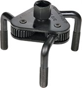 Съемник масляных фильтров, 65-120 мм, 3-х захватный МАСТАК 103-41120