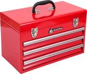 Ящик инструментальный, 3 полки МАСТАК 511-03380