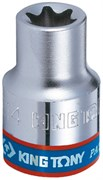 "Головка торцевая TORX Е-стандарт 3/8"", Е14, L = 28 мм KING TONY 337514M"