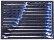 Набор комбинированных ключей, ложемент, 20 предметов KING TONY 9-1220MRV