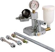 Манометр для тестирования дизельных форсунок, до 380 атм МАСТАК 120-02380