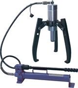 Съемник подшипников гидравлический, 30 т, до 550 мм, 3 предмета МАСТАК 104-19330