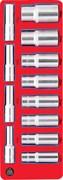 """Набор глубоких головок 1/2"""", шестигранные, ложемент, 12 предметов МАСТАК 5-014012"""