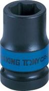 "Головка торцевая ударная шестигранная 3/4"", 19 мм KING TONY 653519M"