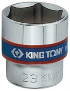"Головка торцевая стандартная шестигранная 3/8"", 10 мм KING TONY 333510M"