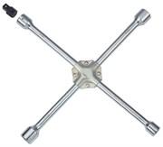 Ключ балонный колесный крестообразный, 400 мм, 17, 19, 21, 22 мм KING TONY 19911722
