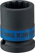 """Головка торцевая ударная двенадцатигранная 3/4"""", 40 мм KING TONY 653040M"""