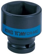 "Головка торцевая ударная шестигранная 1"", 27 мм KING TONY 853527M"