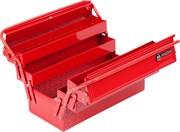 Ящик инструментальный раскладной, 5 отсеков МАСТАК 510-05420