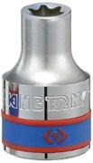 "Головка торцевая TORX Е-стандарт 1/2"", E12, L = 37 мм KING TONY 437512M"