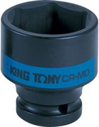 "Головка торцевая ударная шестигранная 3/4"", 38 мм KING TONY 653538M"