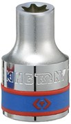 "Головка торцевая TORX Е-стандарт 1/2"", E24, L = 39 мм KING TONY 437524M"