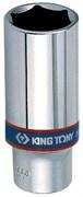 "Головка торцевая глубокая шестигранная 3/8"", 12 мм KING TONY 323512M"