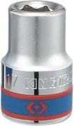 "Головка торцевая стандартная шестигранная 3/4"", 21 мм KING TONY 633521M"