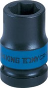 "Головка торцевая ударная шестигранная 3/4"", 22 мм KING TONY 653522M"