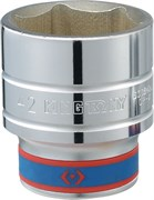 "Головка торцевая стандартная шестигранная 3/4"", 22 мм KING TONY 633522M"