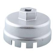 Съемник масляных фильтров, 64,5 мм, 14 граней, торцевой МАСТАК 103-44164