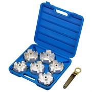Набор съемников масляных фильтров, 7 предметов МАСТАК 103-40007C