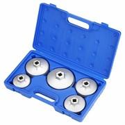 Набор съемников масляных фильтров, 5 предметов МАСТАК 103-40005C