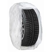 Мешки для колес 1000х(700+300)мм 13мкм 100шт в рулоне