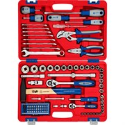 Набор инструментов универсальный, 88 предметов МАСТАК 01-088C