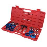 Набор оправок для монтажа и демонтажа сальников, 27-58 мм, кейс, 22 предмета МАСТАК 103-80022C